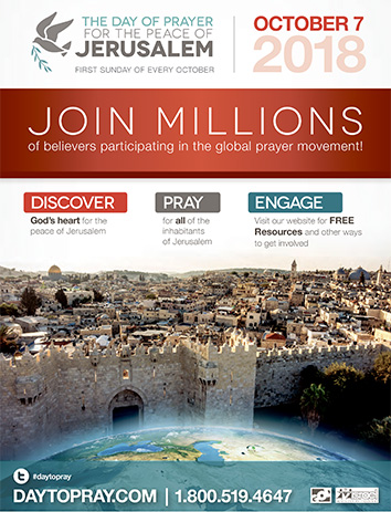 the day of prayer for the peace of Jerusalem